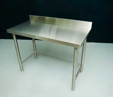 Kitchen-stainless-steel-table